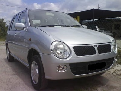 Perodua Kancil 660 (M) 2006